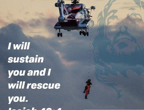 Inspiration – I Will Rescue You – Lauren Daigle